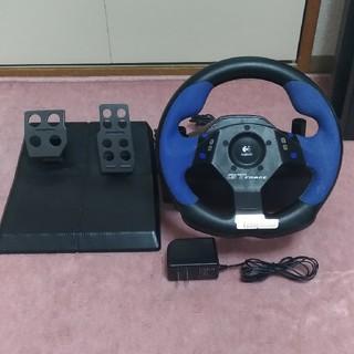 PlayStation3 - PS3 Logitech GT Force ハンドルコントローラー