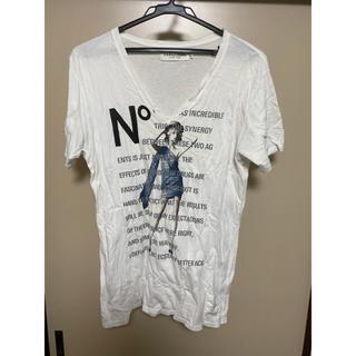 VANQUISH - VANQUISH ホワイトTシャツ