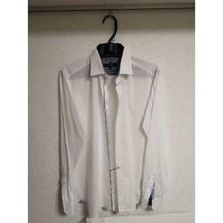テッドベイカー(TED BAKER)のTED BAKER 白 ドレスシャツ(シャツ)
