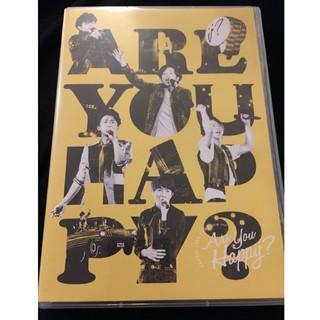 嵐 LIVE TOUR Are You Happy? DVD 通常盤