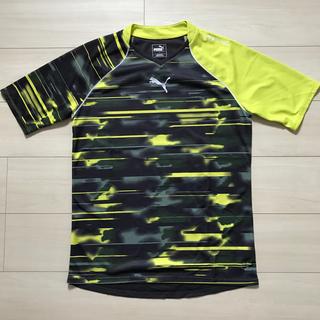 プーマ(PUMA)のPUMA スポーツTシャツ USED (ウェア)