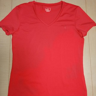 プーマ(PUMA)のPuma レディース Tシャツ Lサイズ(ウェア)