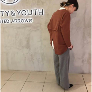 BEAUTY&YOUTH UNITED ARROWS - roku スウェット カットソー