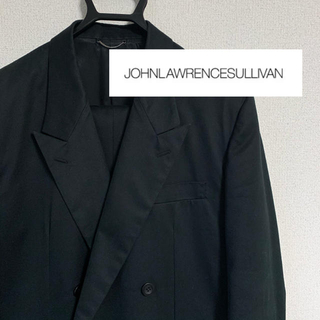JOHN LAWRENCE SULLIVAN - JOHNLAWRENCESULLIVAN 19ss セットアップ ダブル