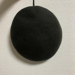 ビームス(BEAMS)のウールベレー帽 (ハンチング/ベレー帽)