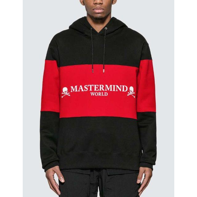 mastermind JAPAN - MASTERMIND WORLD スカル プルオーバーパーカーの通販 by NavY&Co BLACK FRIDAY SALE
