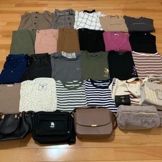 GU - 洋服 バッグ まとめ売り