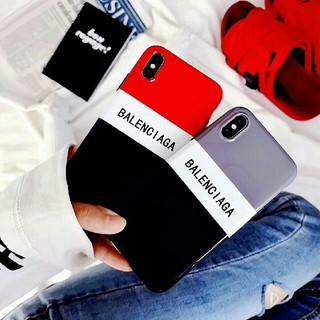 バレンシアガ(Balenciaga)のBALENGIAGAハンドラー(iPhoneケース)