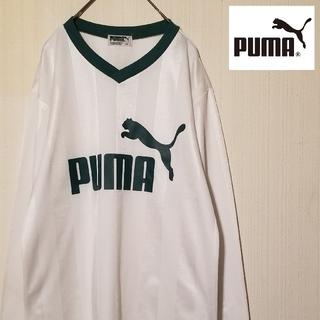 プーマ(PUMA)の(レディース・キッズ)  PUMA 長袖 トレーニングウェア(ウェア)