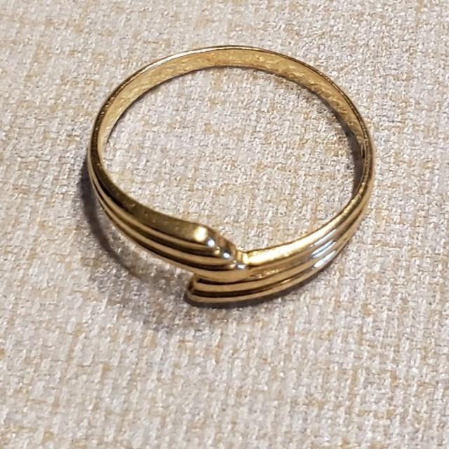 ジュエリーマキ(ジュエリーマキ)のジュエリーマキ 18金リング  格安価格 レディースのアクセサリー(リング(指輪))の商品写真