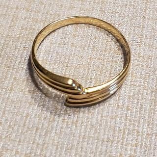 ジュエリーマキ(ジュエリーマキ)のジュエリーマキ 18金リング  格安価格(リング(指輪))