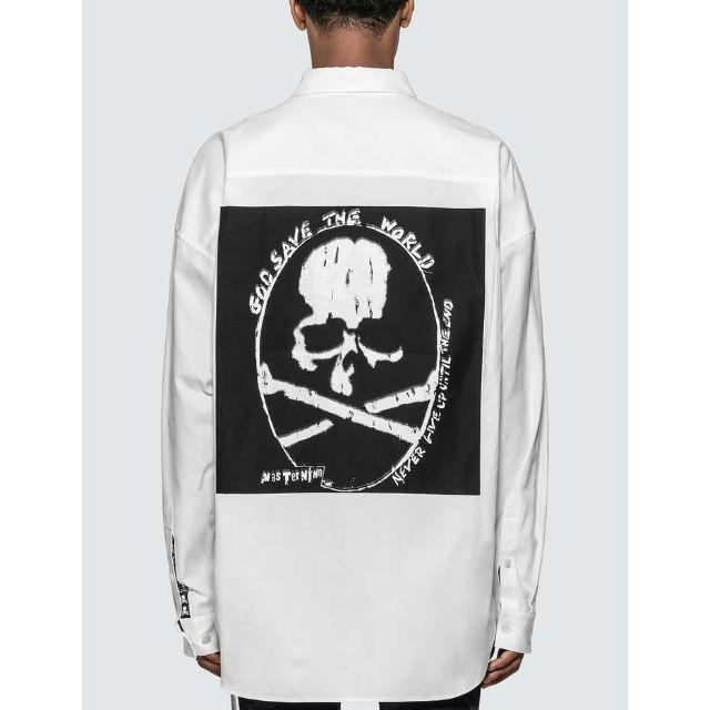 mastermind JAPAN - MASTERMIND WORLD スカル 長袖シャツの通販 by NavY&Co BLACK FRIDAY SALE
