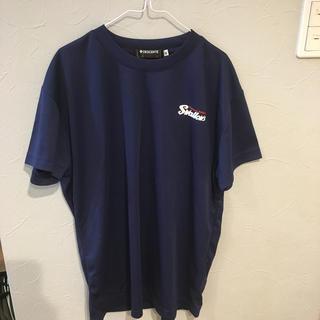 トウキョウヤクルトスワローズ(東京ヤクルトスワローズ)のつば九郎 Tシャツ(応援グッズ)