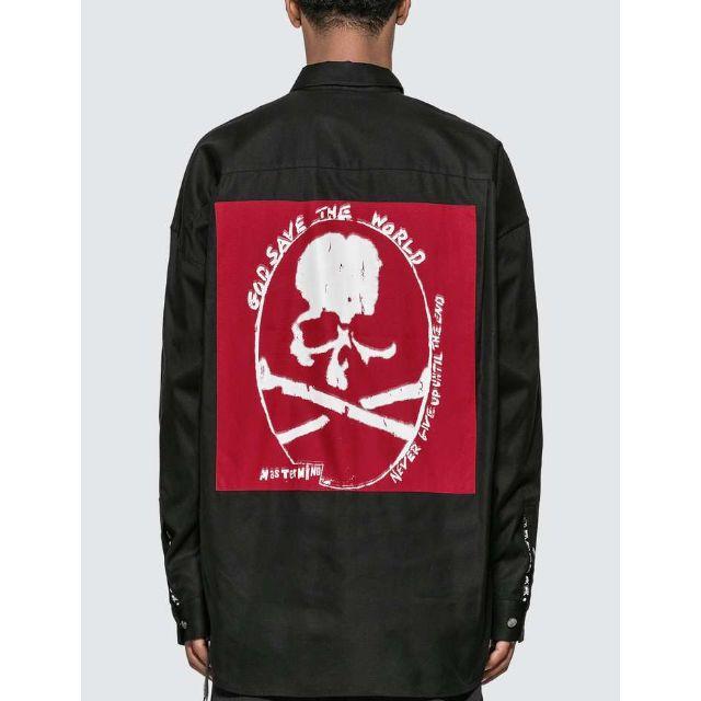 mastermind JAPAN - MASTERMIND WORLD スカル 長袖シャツの通販 by NavY&Co BLACK FRIDAY SALE