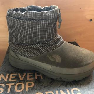 ザノースフェイス(THE NORTH FACE)のノースフェイスパープルレーベル ヌプシブーティ サイズ 24cm NF5950N(ブーツ)