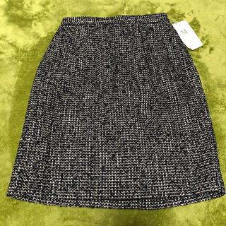 MISCH MASCH - 【新品】ミッシュマッシュ ツイードスカート