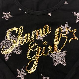 シャマ(shama)のshama♥girl 長袖Tシャツ 130cm(Tシャツ/カットソー)