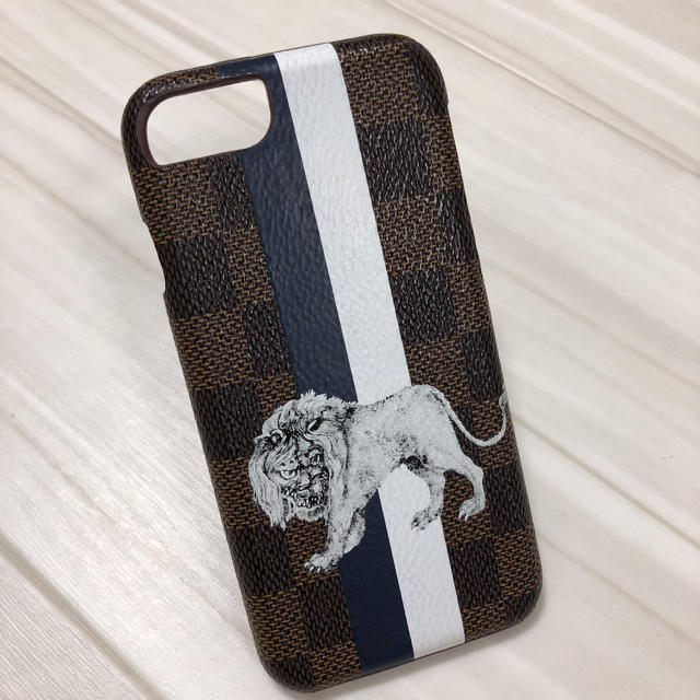 LOUIS VUITTON - LOUIS VUITTON PARIS モノグラム iPhone7/8ケースの通販
