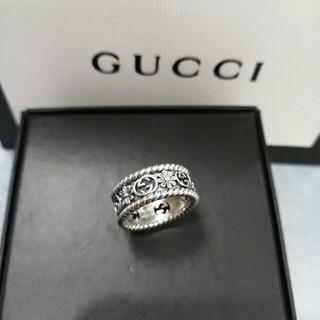 Gucci - Gucciグッチ 美品 指輪 リング 男女通用 8