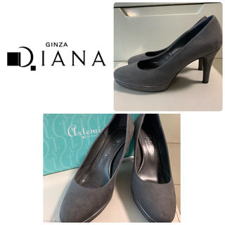DIANA - ダイアナ グレースエード  パンプス