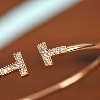 Tiffany & Co. - 超美品Tiffany&Coティファニー  ブレスレット レディース