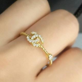 CHANEL - Chanelシャネル リング 指輪 レディース