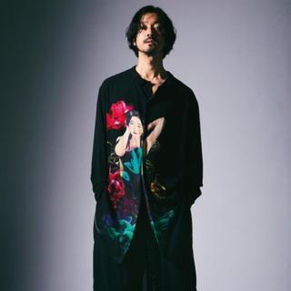 ヨウジヤマモト(Yohji Yamamoto)のブラックスキャンダルヨウジヤマモト 19ss(シャツ)