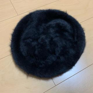 フリーズマート(FREE'S MART)のFree's Mart シャギーベレー帽(ハンチング/ベレー帽)