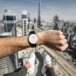 ダニエルウェリントン(Daniel Wellington)のダニエルウェリントンDW腕時計 (腕時計)