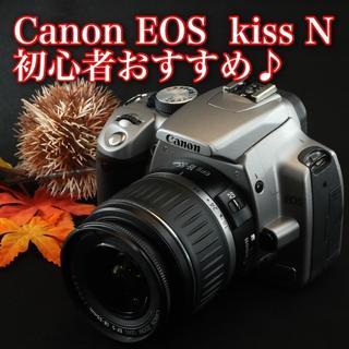 Canon - ★お出かけ一眼レフ★初心者おすすめ★キャノン EOS kiss N