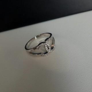 シャネル(CHANEL)のオススメ リング 7号 CHANELシャネル 美品 エレガント(リング(指輪))