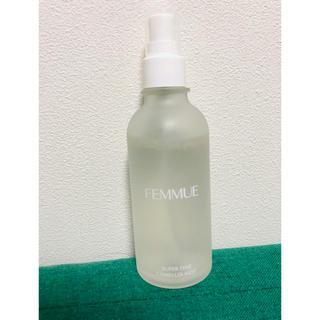 ファミュ オイルインミスト 化粧水