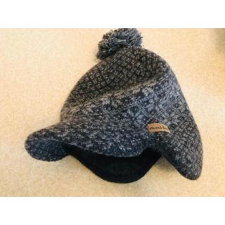 モンベル(mont bell)のツバ付きニット帽(ニット帽/ビーニー)