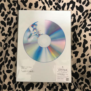 ARASHI LIVE TOUR 2017-2018 「untitled」(初回