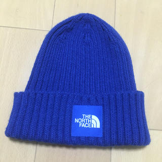 THE NORTH FACE - 【美品】THE NORTH FACE ニット帽 キッズ