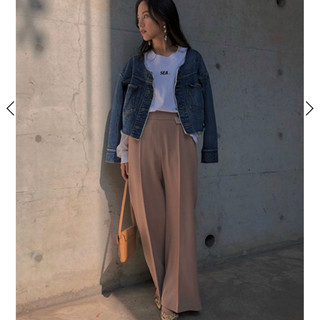 Ameri VINTAGE - 美品♡アメリヴィンテージ CLASSIC FLARE PANTS ビームス