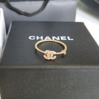 Cartier - 綺麗 CHANEL シャネル リング  美品 お勧め