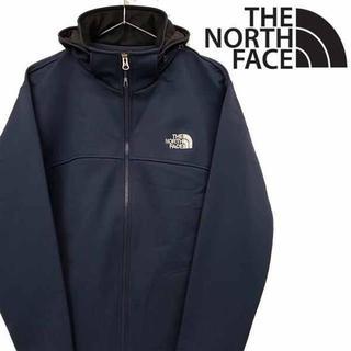 THE NORTH FACE - ノースフェイス マウンテンパーカー THE NORTH FACE ネイビー L