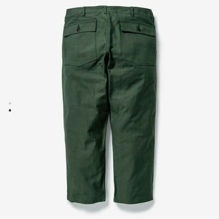WTAPS WMILL-TROUSER 02/TROUSERS.COTTO