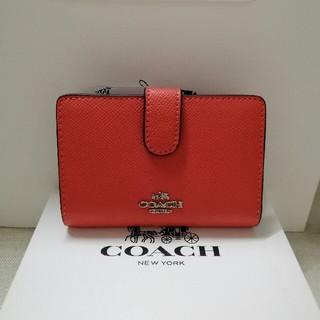 COACH - COACH(コーチ)の二つ折り財布   22977