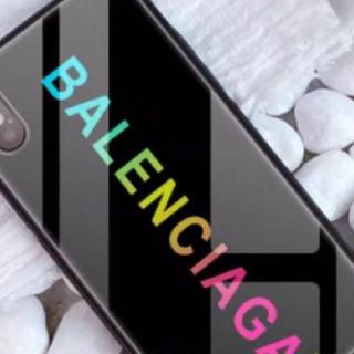 バレンシアガ(Balenciaga)の iphone11 ケース イエロー(iPhoneケース)