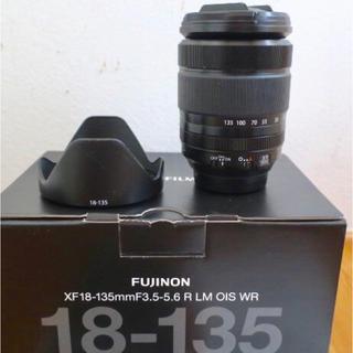 富士フイルム - 富士フィルム XF18-135mm f3.5-5.6 R LM OIS WR