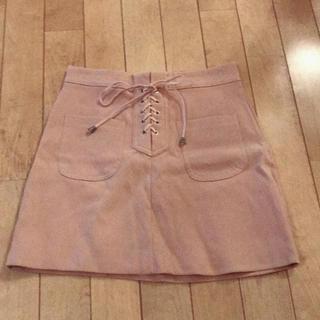【ほぼ未使用】ミニスカート