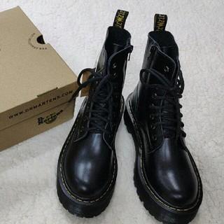 ドクターマーチン(Dr.Martens)のUK3 Dr.Martens 革靴 厚底 正規品(ブーツ)