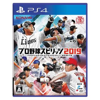 PlayStation4 - プレイステーション4 プロ野球スピリッツ2019