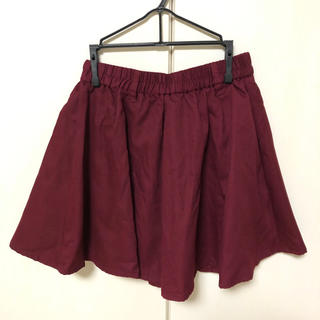 AFRICATARO - AFRICA TARO ボルドー(ワイン色)スカート