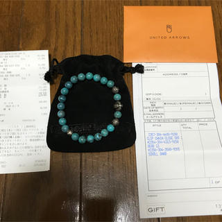Chrome Hearts - CHROME HEARTS BEAD 13 クロームハーツ ターコイズ