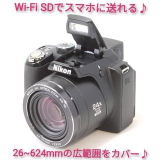 Nikon - ◆Wi-Fi仕様◆極上美品◆広範囲をカバー◆ニコン Coolpix P90