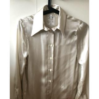 マディソンブルーシャツ 00サイズ