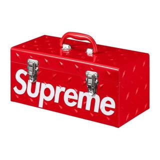 シュプリーム(Supreme)のsupreme シュプリーム ダイヤモンド プレート ツールボックス 工具箱(ケース/ボックス)